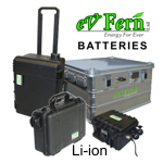Batteries Lithium Ion Rechargeable